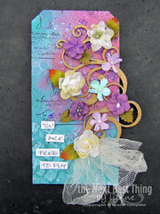 Makin Tags With  Lynne Forsythe 1