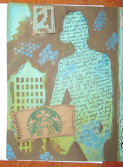 Cyndi Bundy Art Journal