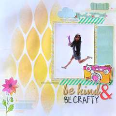 be kind be crafty by Amy Tan