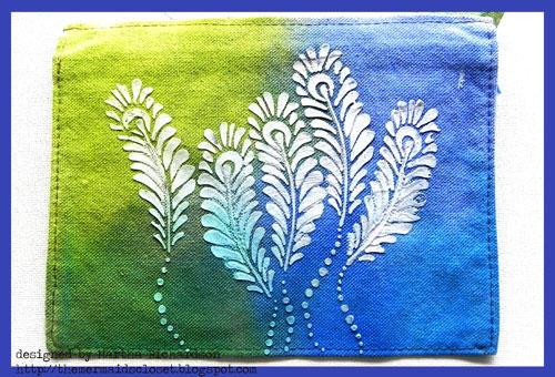 Canvas Bag by Martha Richardson