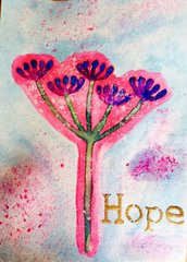 Spring Greeting Card by Jen Lashua **The Crafters Workshop