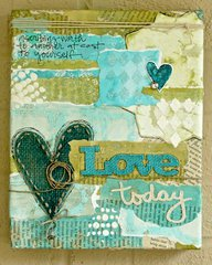Love Today by TCW DT Member Sue Carroll