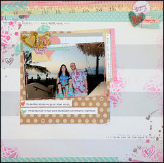 3 of 5 Ways to Use Stencils by May Flaum
