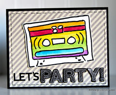Let's Party by Ronda Palazzari