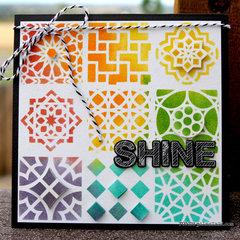 Shine by Ronda Palazzari