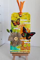 Butterflies by Ronda Palazzari