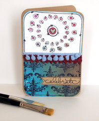 Cards with Metal Dies by TCW DT Member Sanna Lippert