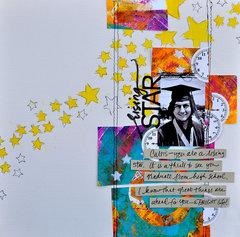 Rising Star  by Dina Wakley