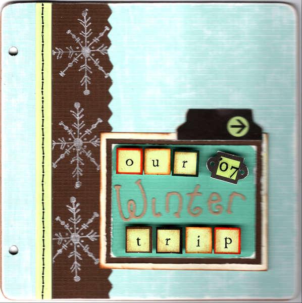 Mini Winter Trip Album