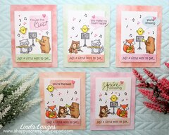 'Galentine' Cards