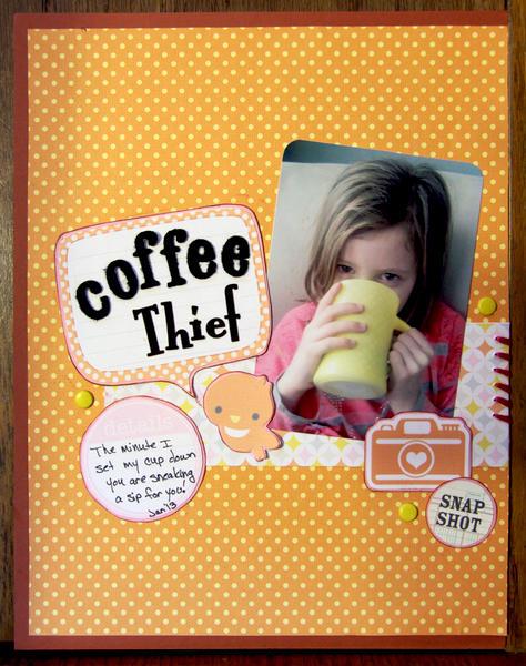 ~Coffee Thief~