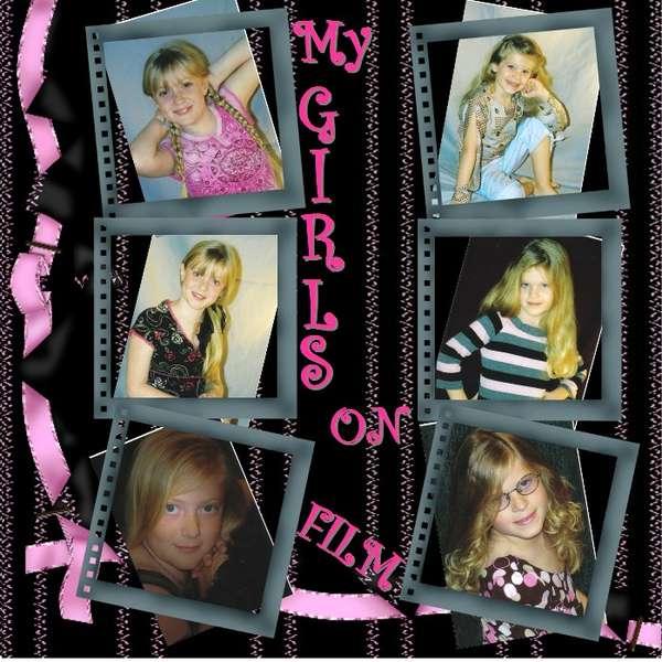 My Girls on film