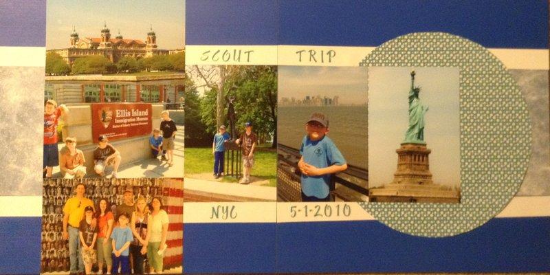 Scout trip