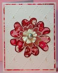 Valentine type card