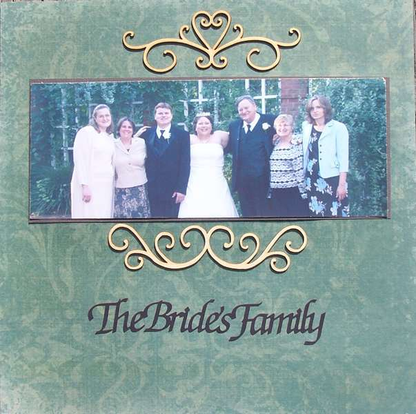 The Bride's Family