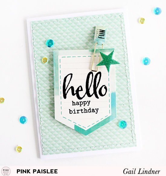 Hello, Happy Birthday Card!