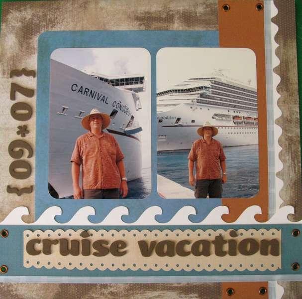 *Adventure Cruise Vacation*