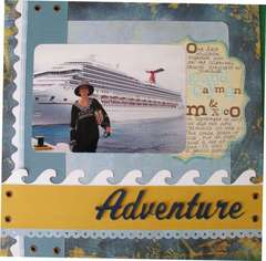 *Adventure Cruise Vacation
