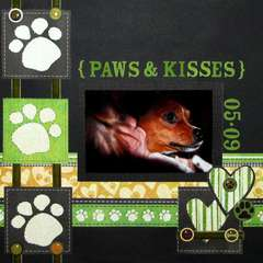{Paws & Kisses}