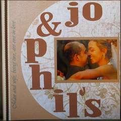 Jo and Phil's Wedding (left)