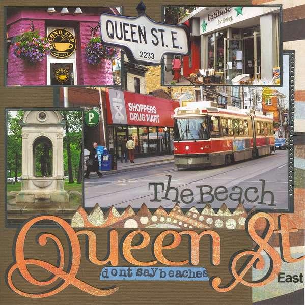 The Beach - Queen Street East