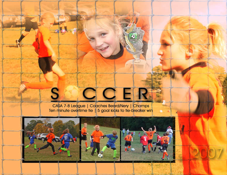 Soccer - The Crush