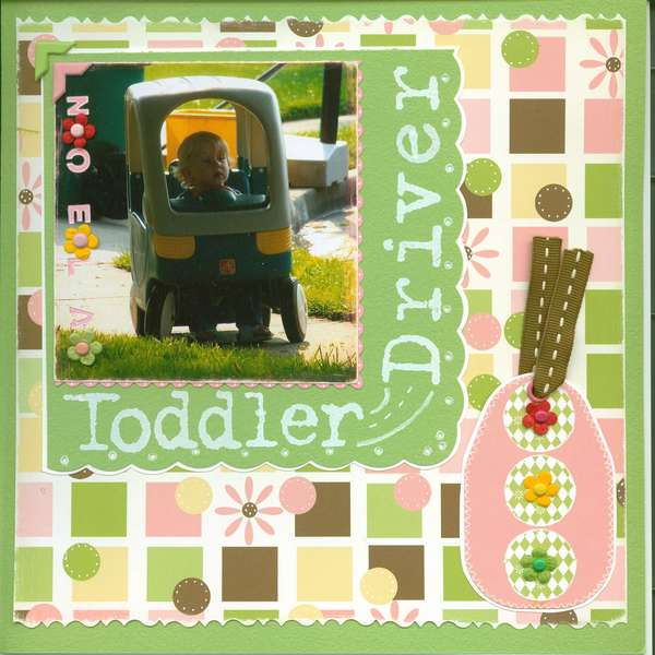 Toddler Driver