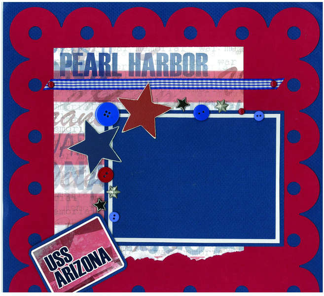 Pearl Harbor 12x12 Layout
