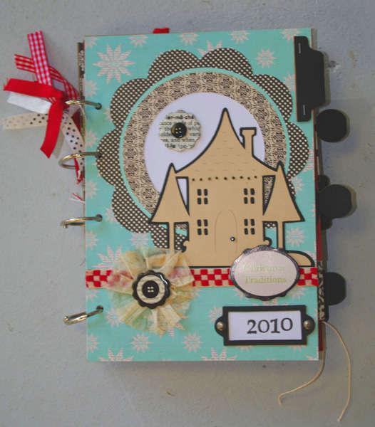 Christmas Traditions Mini Album