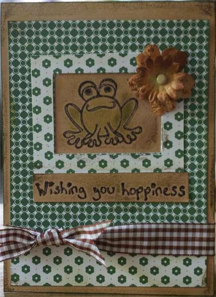Wishing you hoppiness