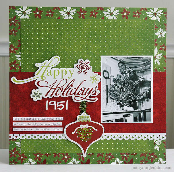 Happy Holidays  1951
