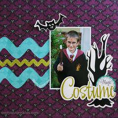 Magic Costume
