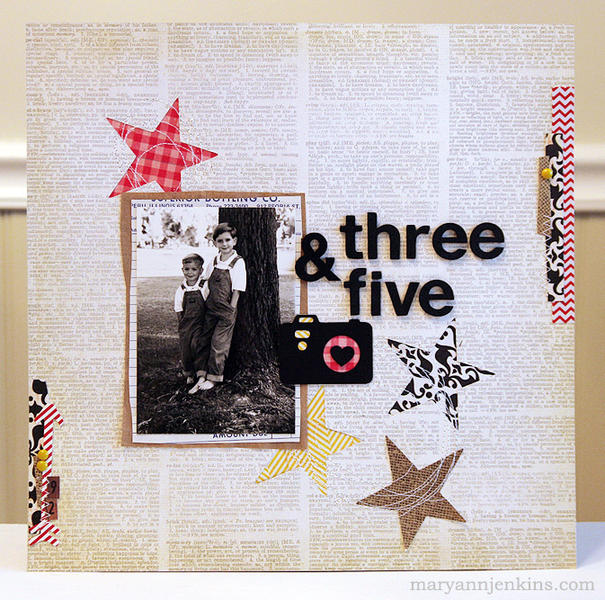 Three & Five
