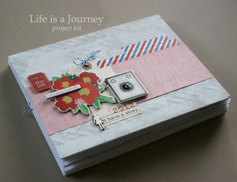 Life is a Journey Summer Mini Book