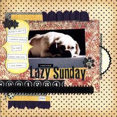 Another Lazy Sunday
