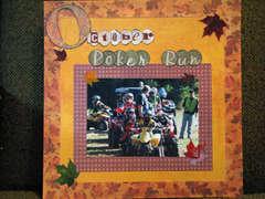 October Poker Run