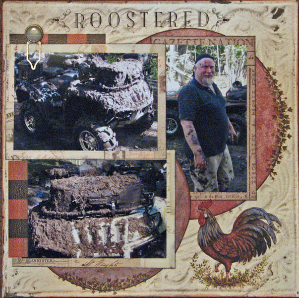 ROOSTERED