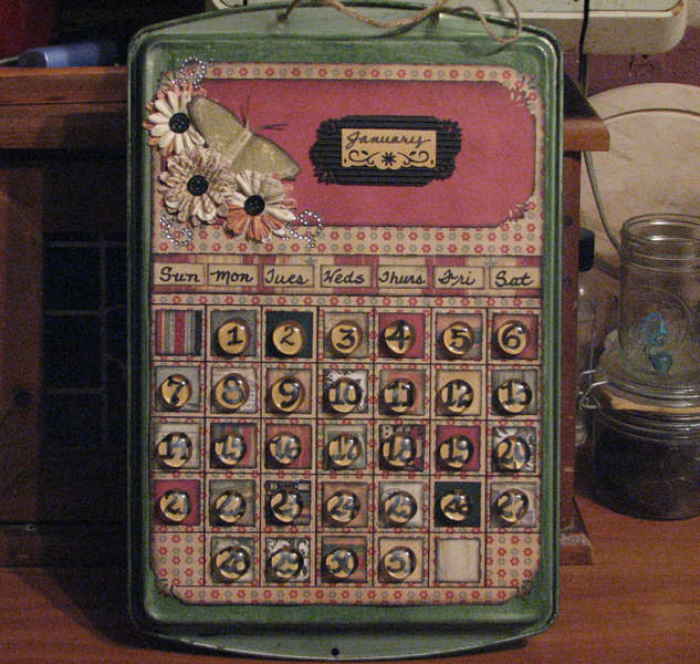 "Perpetual Calendar...The ""Country Bumpkin"""