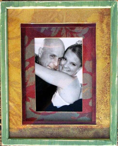 Altered Photo Frame 1