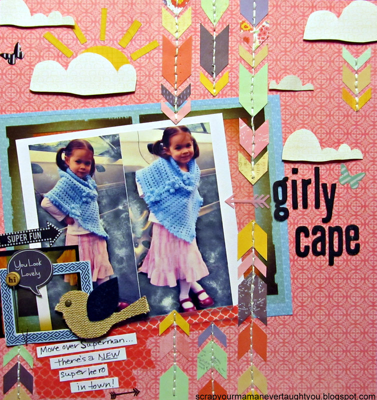 Girly Cape