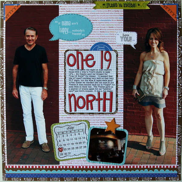One 19 North