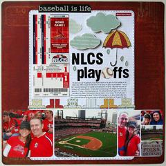 NLCS Playoffs