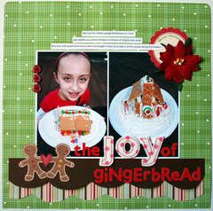 The JOY of Gingerbread