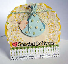 Special Delivery card