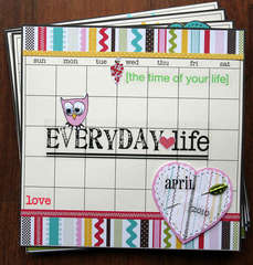 Everyday Life mini book