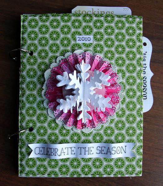 December Daily mini book