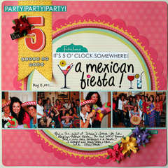 A Mexican Fiesta!