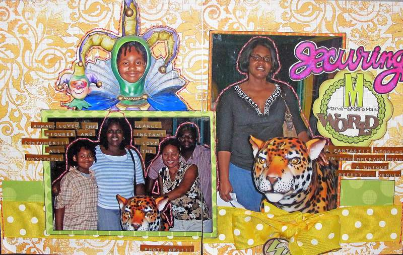 Securing mardi gras world (2 PGS) APTLY TITLED