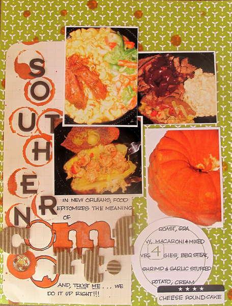 southern comfort-KREATORVILLE KRAFT NOVEMBER KIT