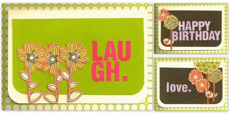 SEI Card Set #2-GONE SCRAPBOOKING CREATIVE WORK
